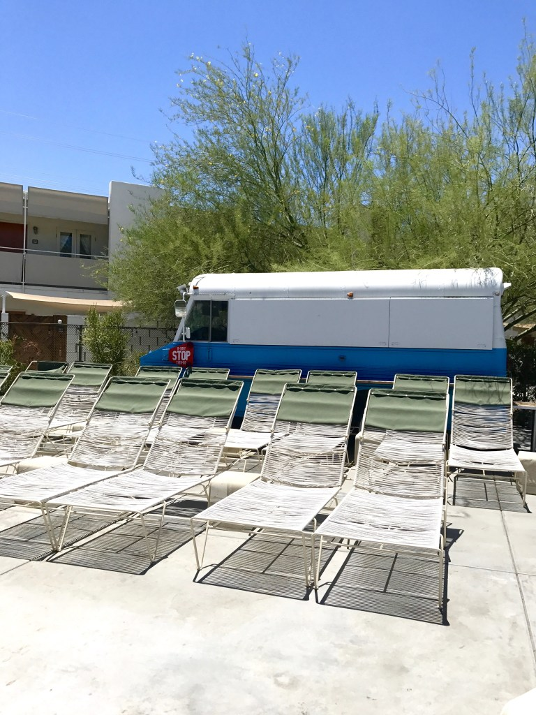 Palm Springs: The Ace Hotel