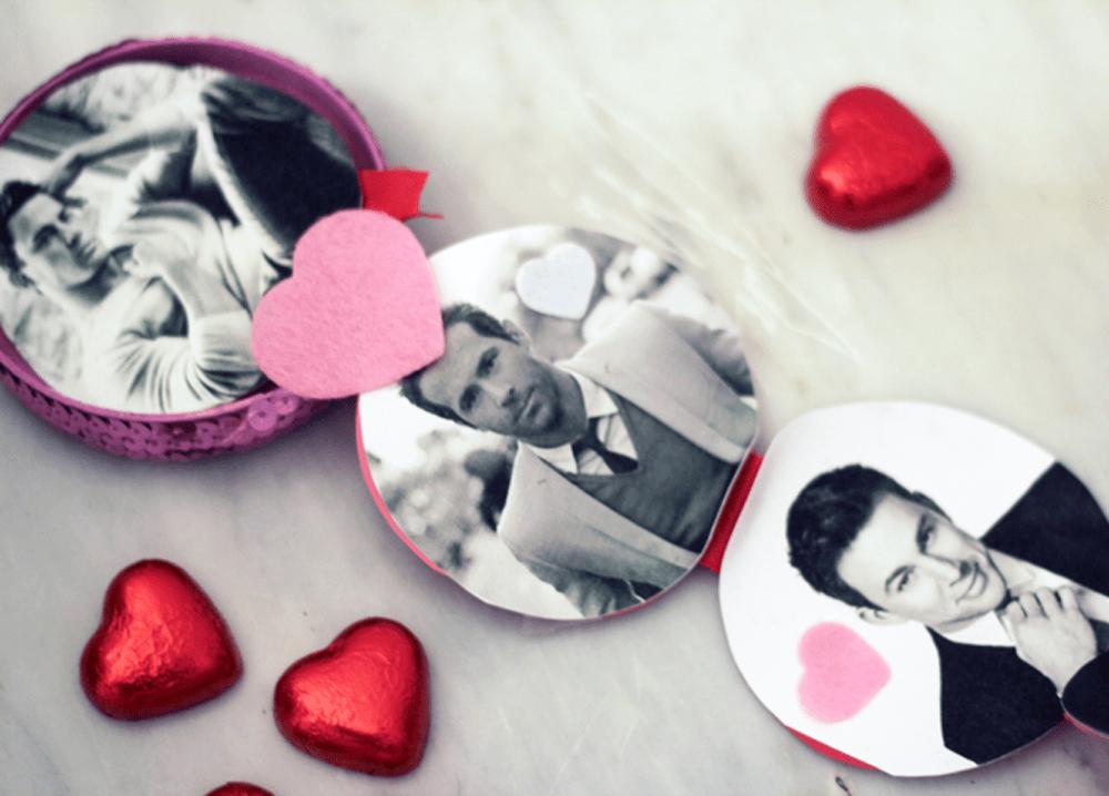DIY| Valentijn foto-doosje