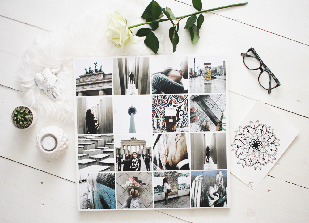 Voor aan de muur: zelf een Instagram collage maken