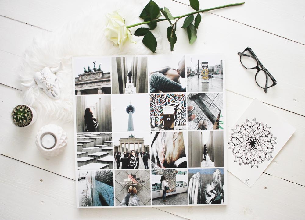 zelf een Instagram collage maken