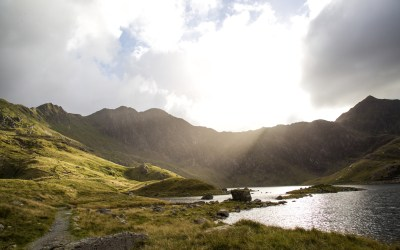 Hiking Snowdonia