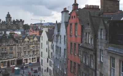 Two Days Exploring Edinburgh