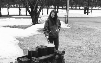 Making Maple Syrup: Part 2