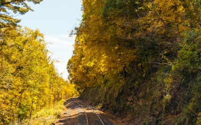 The Osceola Fall Color Train Ride