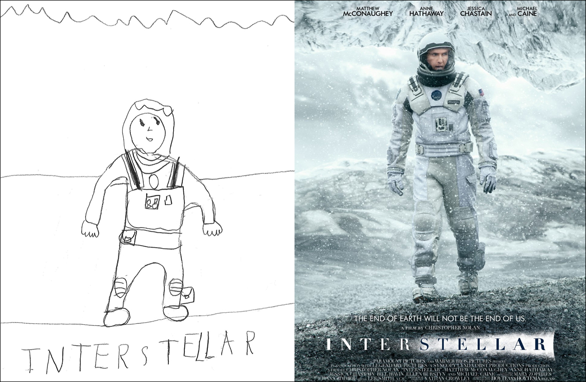 Interstellar by MissObservation