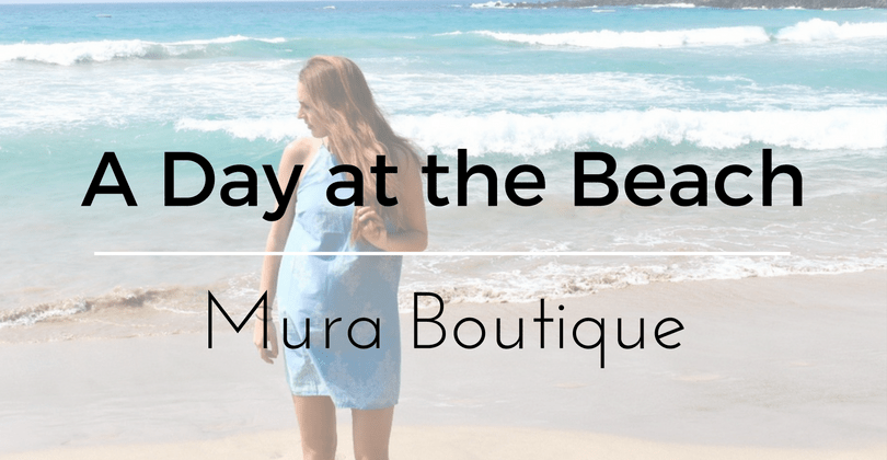The Perfect Beach Dress Featuring Mura Boutique