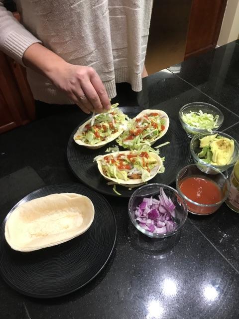 Old El Paso's Taco Dinner Kit