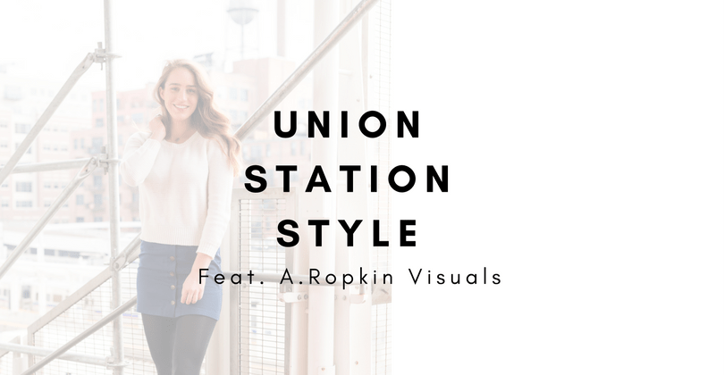 Union Station Style Part. 2: A.Ropkin Visuals