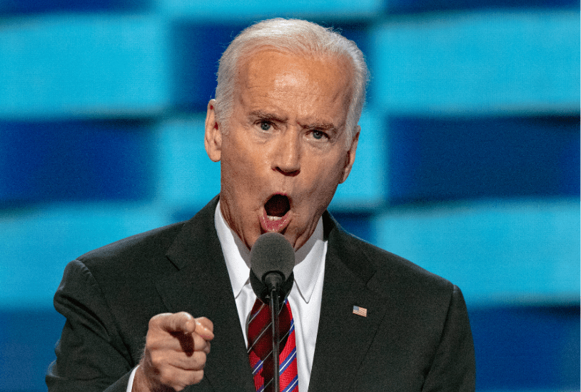 Joe Biden Wants Your Name on His National Gun Registry!