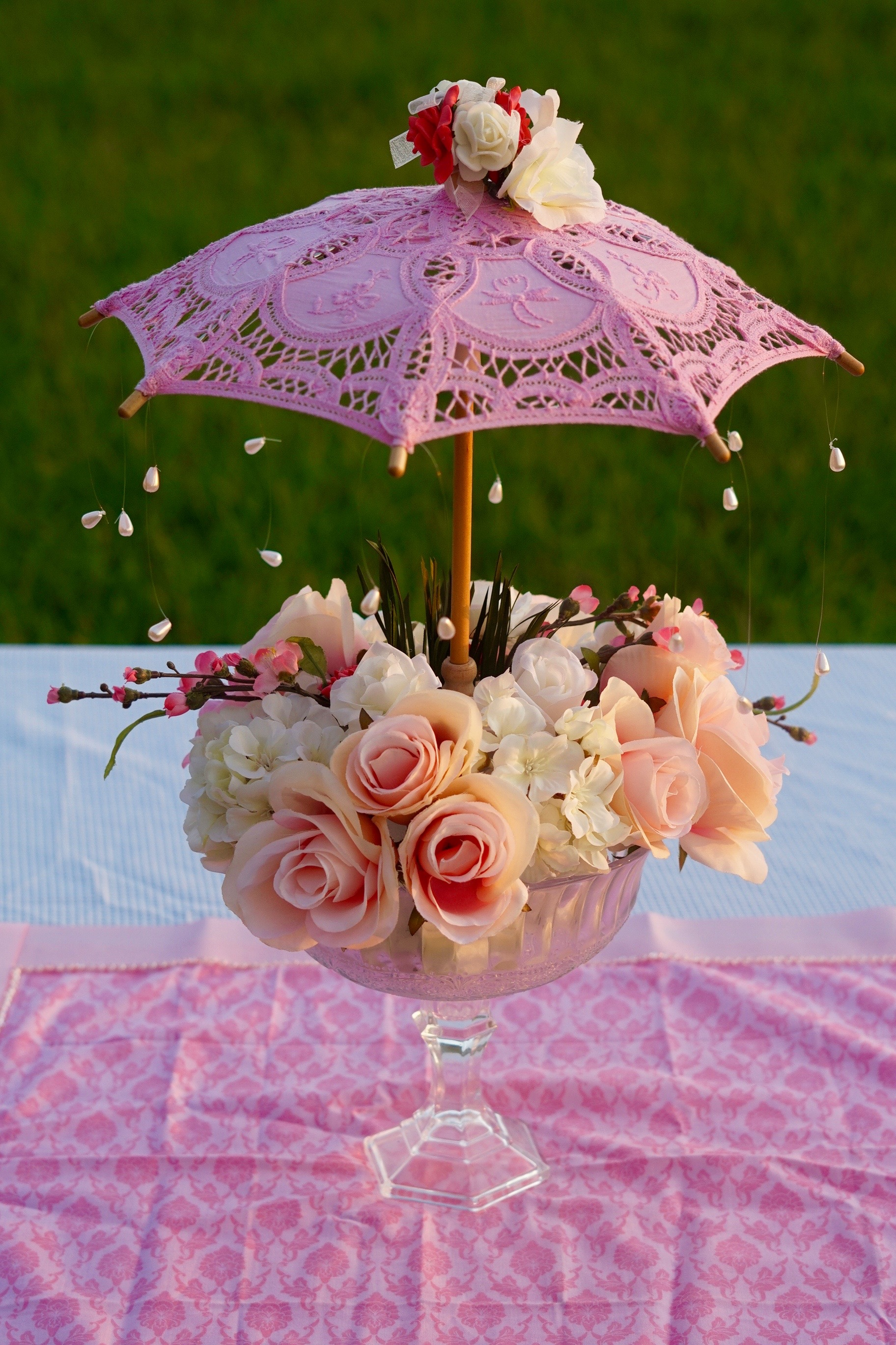 Bridal How Shower Decorate