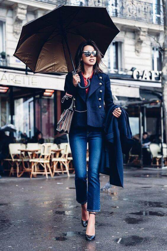 54dbe5e609d6c6de283cdfef8d43eb18 1 - Stay Waterproof: 10 Rainy Outfit Ideas To Start With