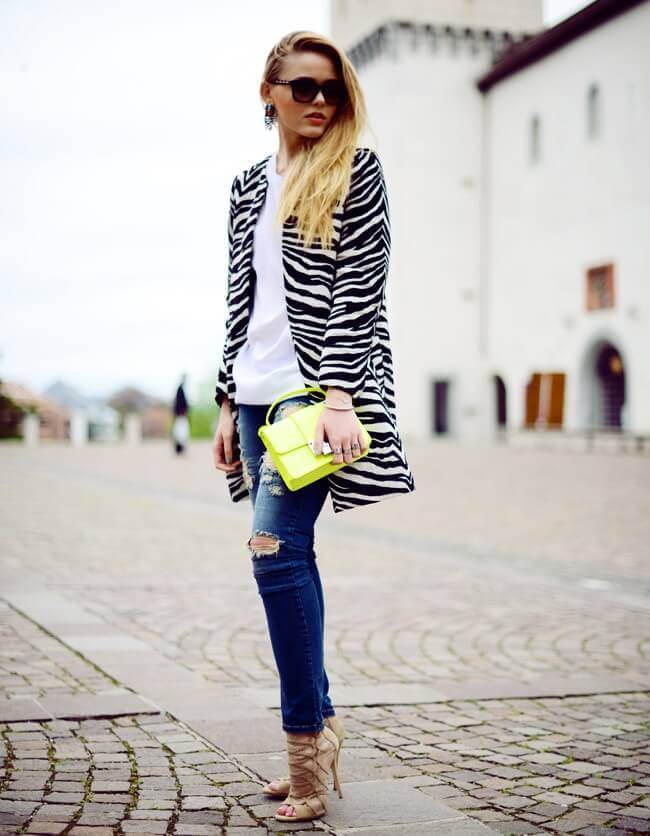 9. Layer your outerwear strategically - 10 Ways to Dress a Pear Body Shape