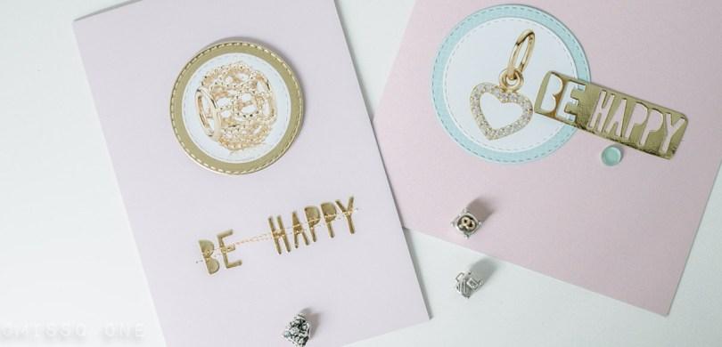 Be Happy kort