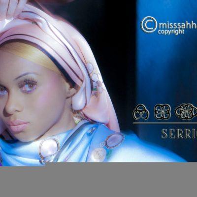 AFRICAN FACE OF SERRICA