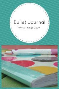 Miss Task Bullet Journal