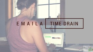 Email a Time Drain