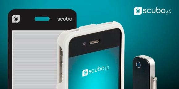 Scubo 3D para iPhone