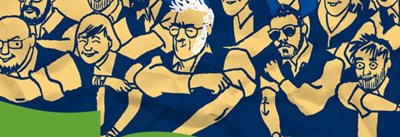 """App """"Comic on Tour"""", dibujantes unidos por la importancia de la Cooperación al Desarrollo y la lucha contra la pobreza"""