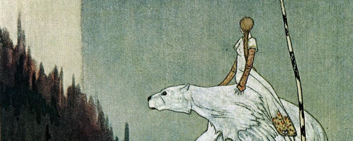 Kay Nielsen, el ilustrador de cuentos infantiles olvidado