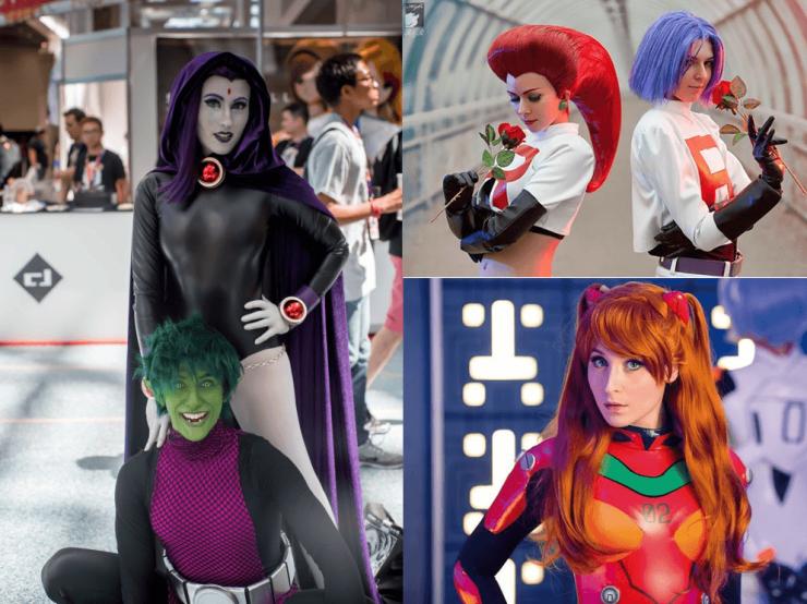 que es cosplay cosplayers