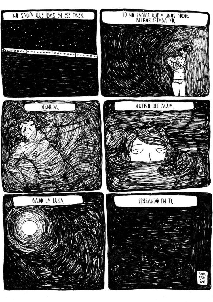 Sara Fratini Dibujos