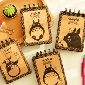 Cuaderno Libreta Totoro