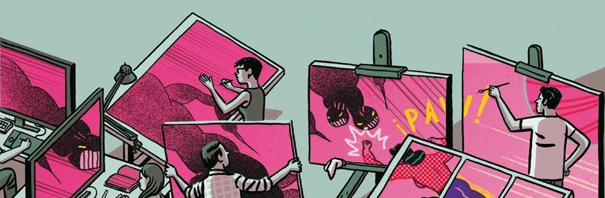 ACDComic y Jot Down seleccionan los 100 cómics esenciales de 2016