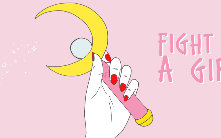 sailor moon feminismo