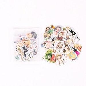 pegatinas japonesas manga