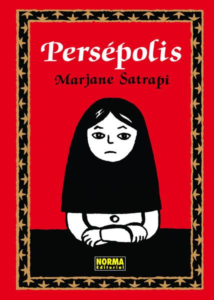 Persépolis Marjane Satrapi