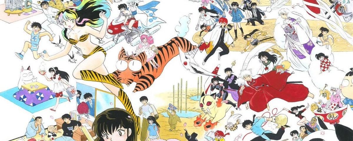 Los mangas de Rumiko Takahashi