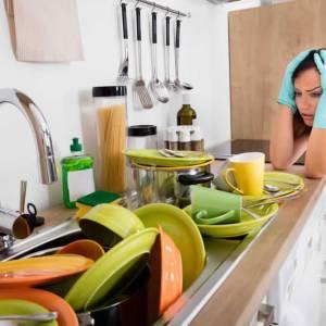 Mutfak Nasıl Temiz Tutulur ?