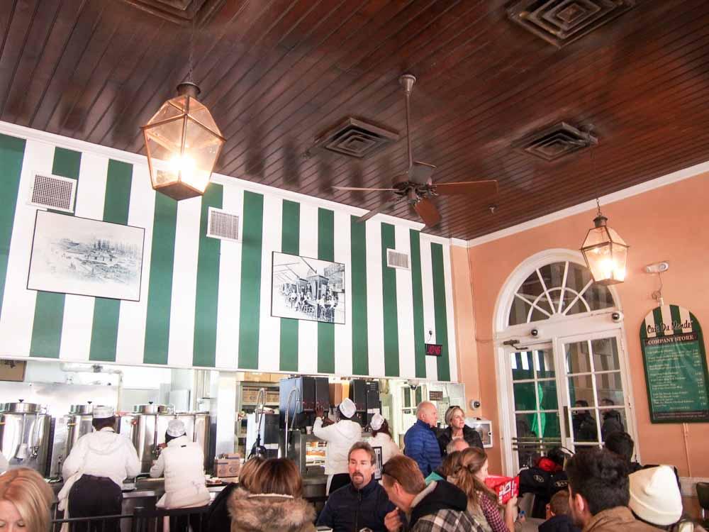 Café du Monde, New Orleans