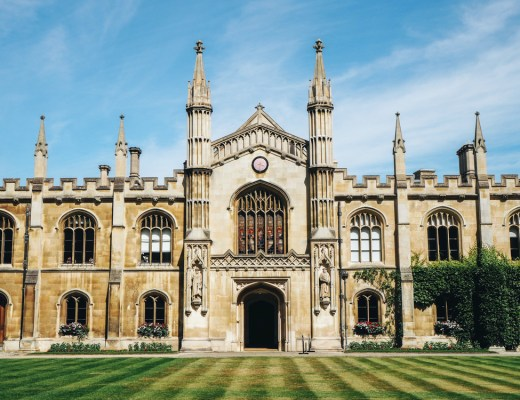 Cambridge, Velká Británie