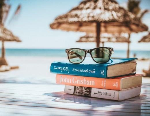 Jaké knihy si vzít na dovolenou?