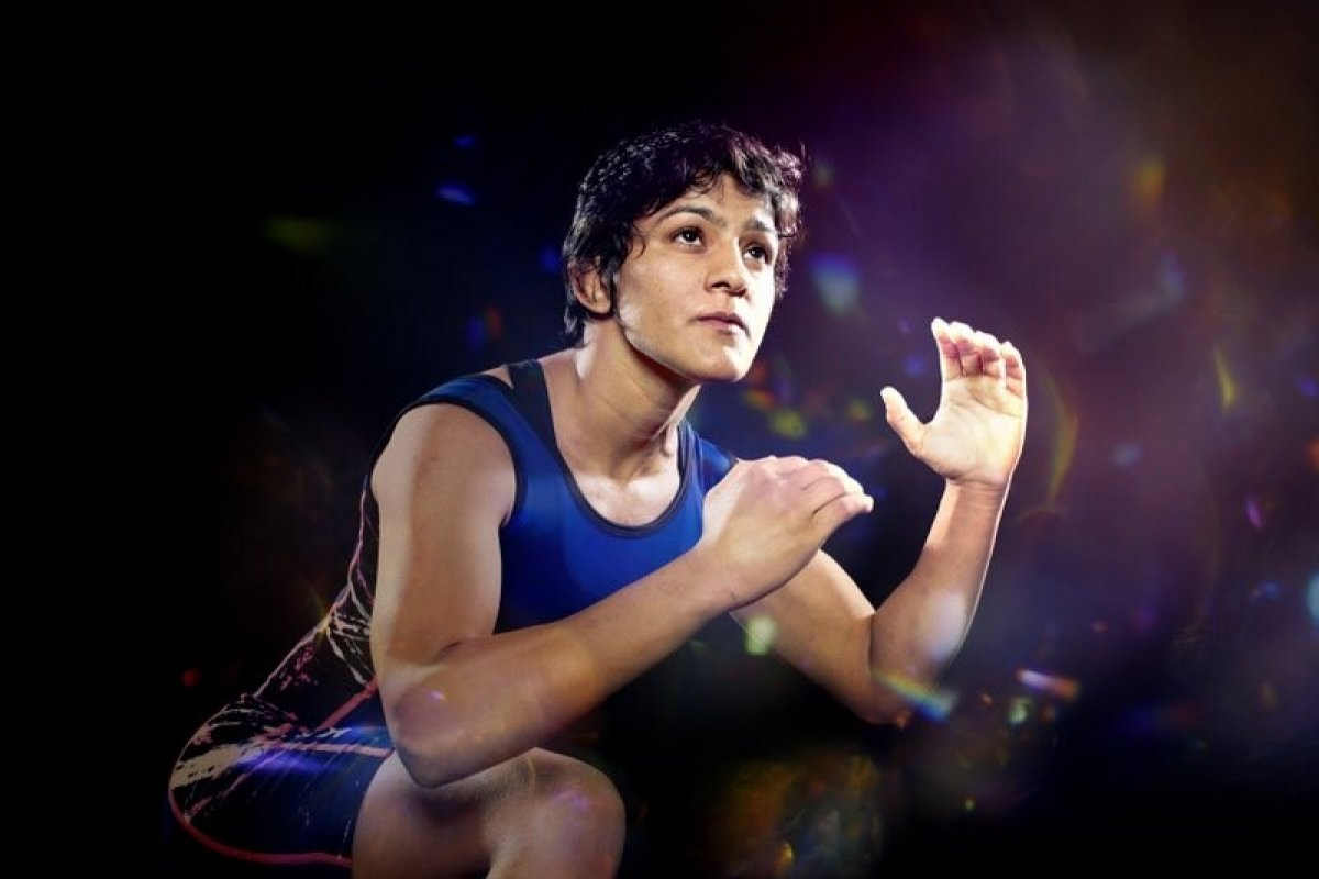 Pindah Haluan, Pegulat Wanita India Ini Siap Taklukkan MMA - HARIAN MISTAR