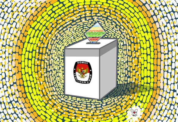 , penyelenggaraan Pemilihan Kepala Daerah Serentak 2020 di tengah pandemi Covid-19 menjadi momentum