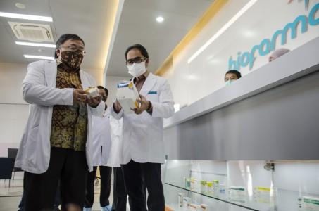 perusahaan perdagangan sistem biotek