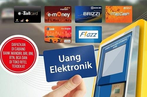 Volume Transaksi Uang Elektronik Naik di Sumut