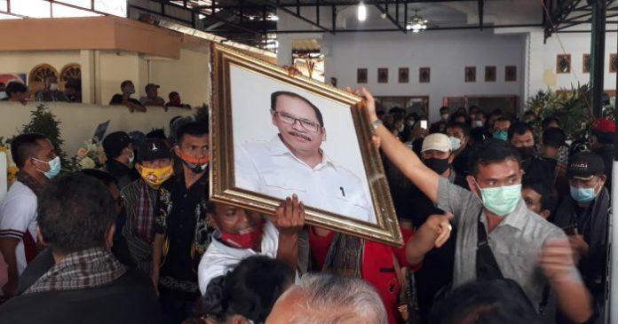 Keluarga Harapkan Putra Sulung Asner Silalahi, Sondi Viktor Silalahi Jadi Wakil Wali Kota Siantar