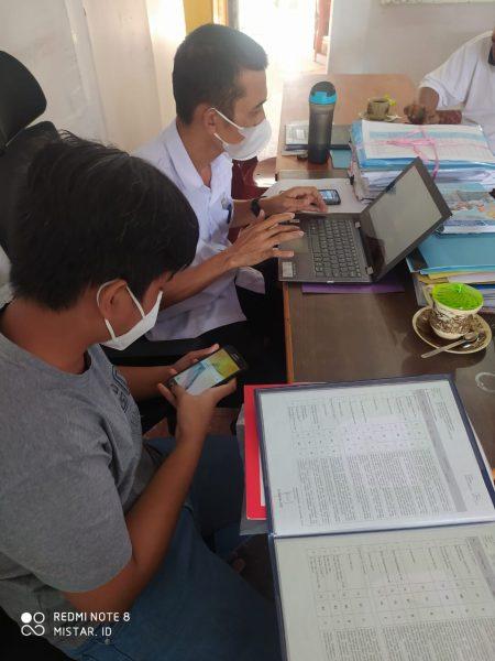 Kantor Cabdis Sumut Siantar-Simalungun Sepi Meski PPDB 2021 Online Diperpanjang