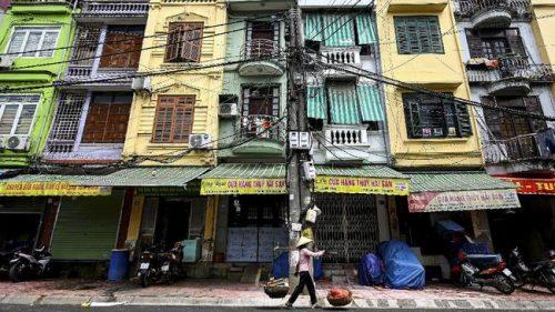 Covid-19 Mengganas, Vietnam Lockdown Ibu Kota Hanoi