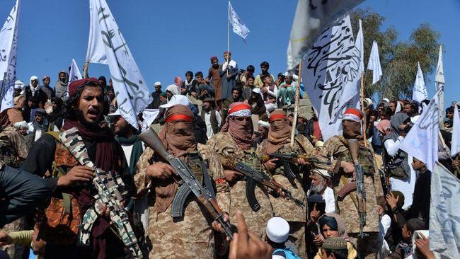 Sadis! Taliban Penggal Warga Afghanistan Penerjemah Tentara AS