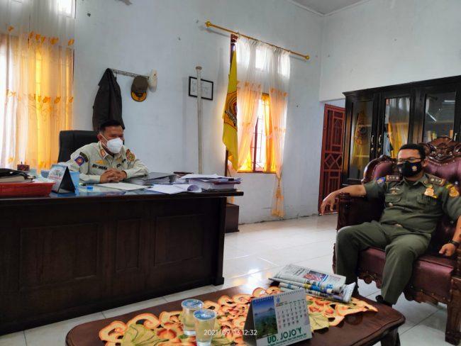 Uang Lelah Petugas Pemeriksaan Posko Pencegahan Covid-19 di Pintu Masuk Kabupaten Dairi Rp2,3 Miliar