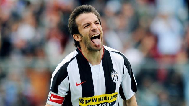 Del Piero Tak Jagokan Tim Italia di Liga Champions