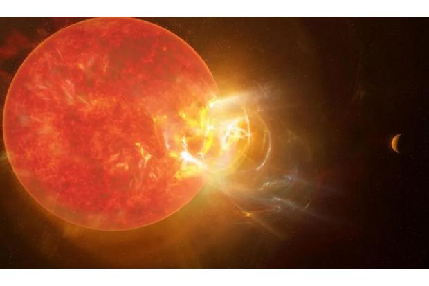 Planet Mirip Neraka Ditemukan, Panasnya Bisa Membuat Besi Menguap