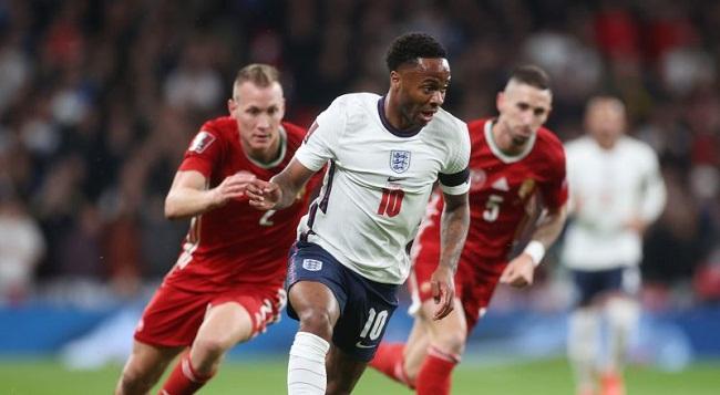 Inggris Ditahan Imbang Hungaria 1-1 di Kualifikasi Piala Dunia 2022