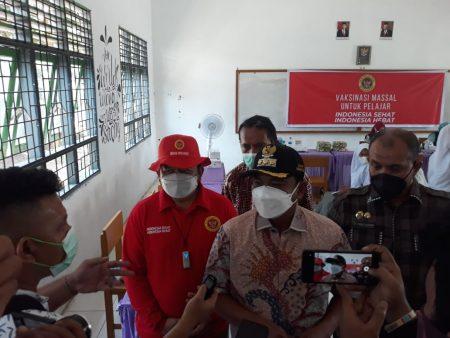 BIN Sumut Bagikan 12 Ribu Vaksin Dosis Tahap II di Dua Kabupaten
