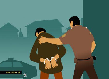 Diduga Terlibat Narkoba, Oknum Polisi di Simalungun Diringkus Polres Siantar