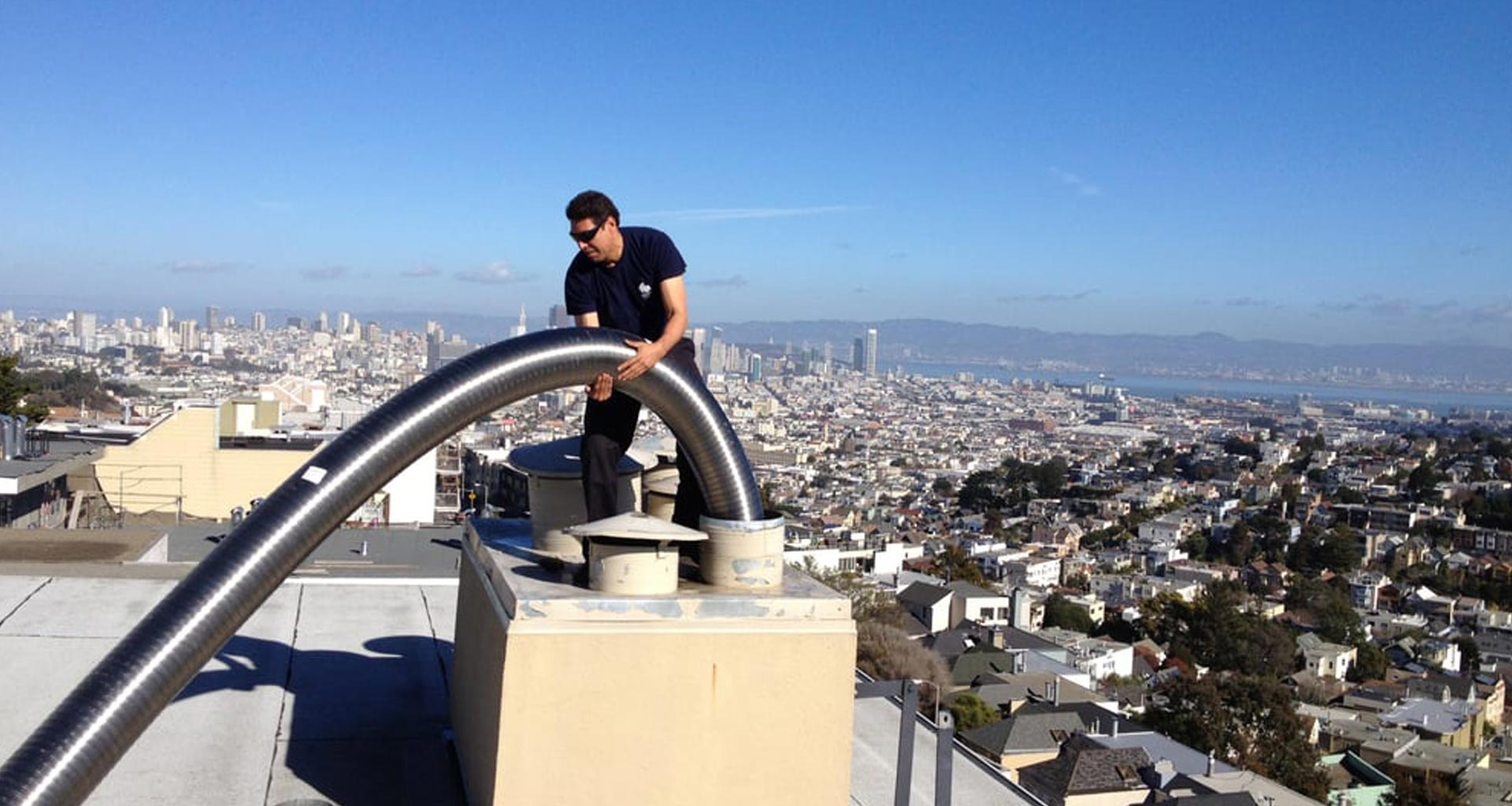 Chimney Sweep Cleaning Inspection Amp Repair Gas